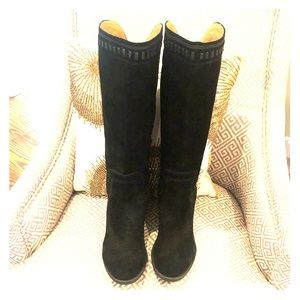 Nine West women's suede boots
